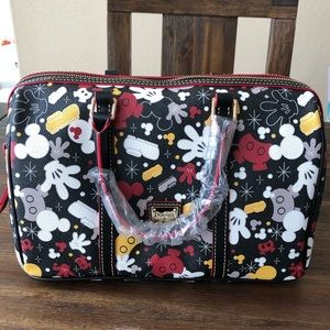 RARE Dooney & Bourke Disney Mickey Bag
